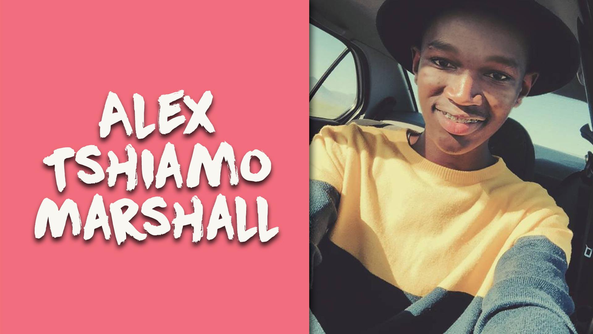 Alex Tshiamo Marshall