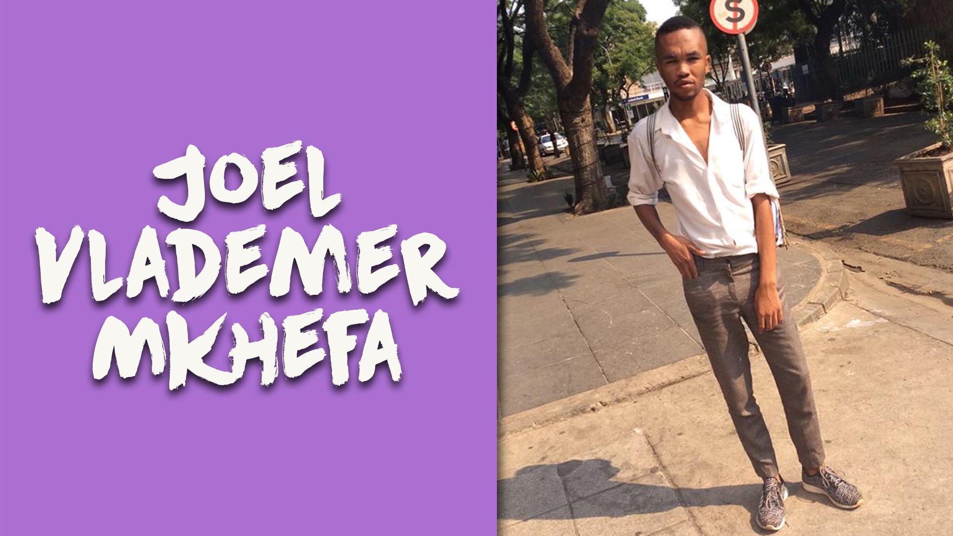 Joel Vlademer Mkhefa